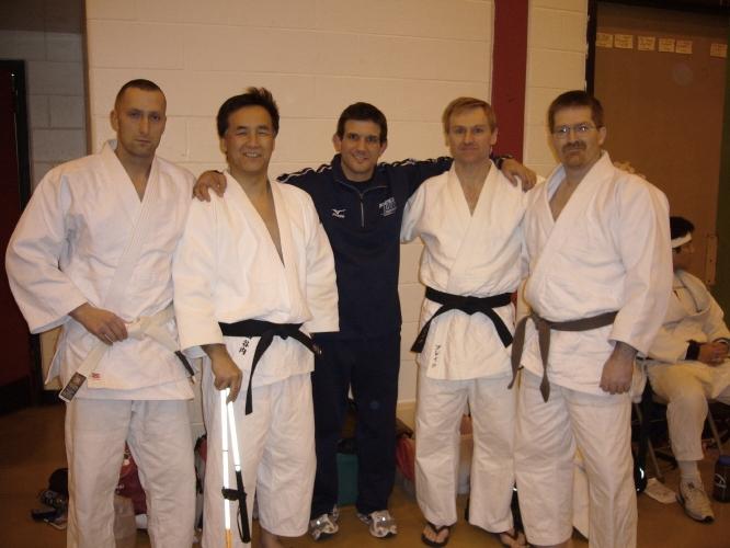 jimmy pedro judo fees